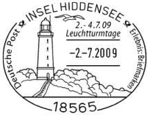 Stempel Hiddensee